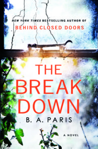 Cover of the book The Breakdown by B.A. Paris