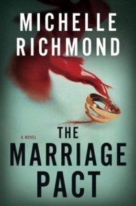 Cover of The Marriage Pact by Michelle Richmond