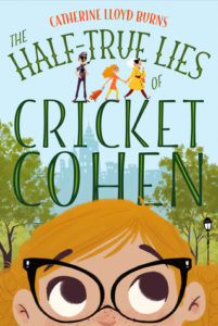 Cover of The Half-True Lies of Cricket Cohen