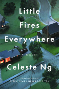 Cover of Little Fires Everywhere by Celeste Ng