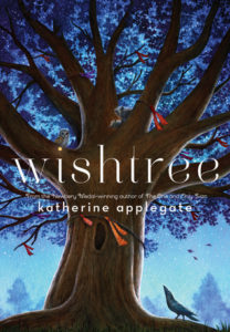 Cover of Wishtree by Katherine Applegate