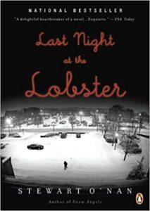 Lit Pairings – Last Night at the Lobster by Stewart O' Nan – Derby