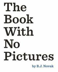 The Book with No Pictures (2014, Hardcover) for sale online | eBay