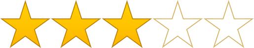 3 Stars Is the New 5 stars