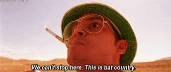 This Is Bat Country GIFs - Get the best GIF on GIPHY